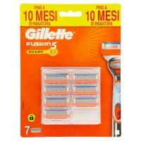 Confezione Speciale Gillette Fusion ProGlide con 6 lame di ricambio +