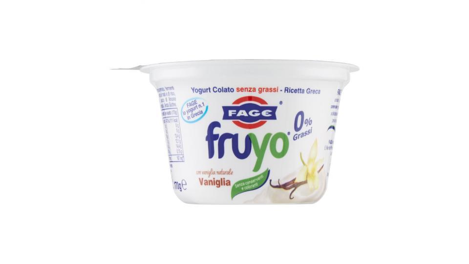 Fage - Fruyo 0% Vaniglia