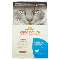 almo nature holistic Maintenance Adult Dog M/L con Salmone Fresco