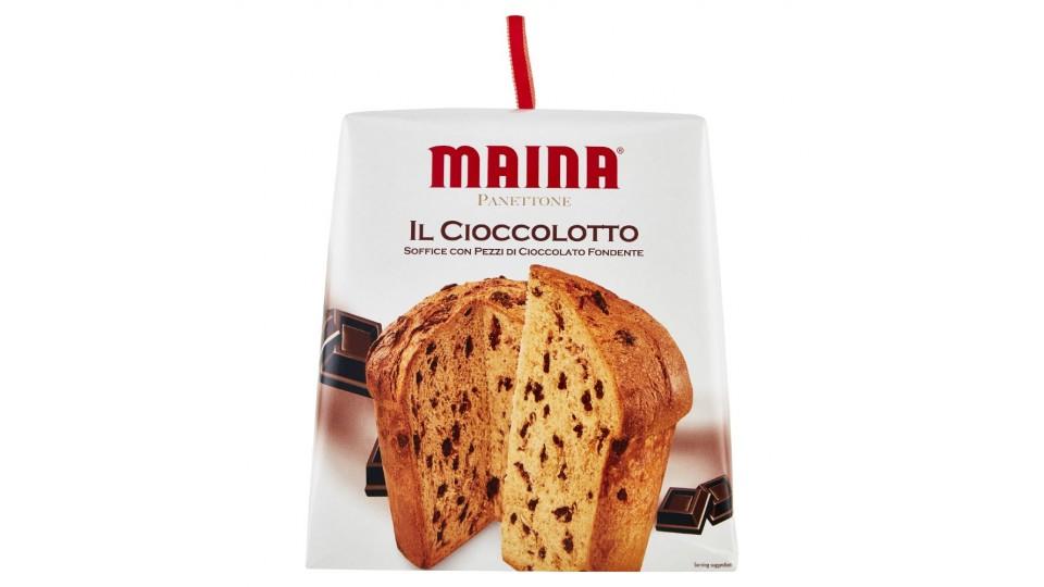 Maina Panettone Cioccolotto