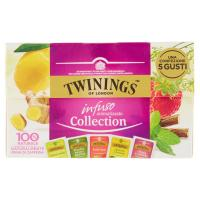 Twinings Tè Neri Aromatizzati Collection