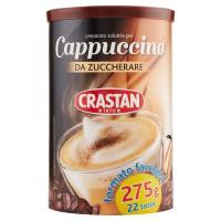 Crastan - Preparato Solubile per Cappuccino, per 20 Tazze, senza Grassi idrogenati