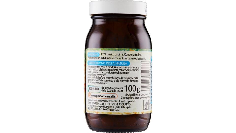 Céréal Nutrizione Specifica Lievito Di Birra 250 Compresse