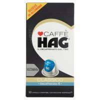 Caffè HAG Classico Decaffeinato 6 10 Capsule