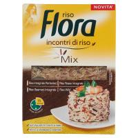 Flora, Incontri di riso Mix integrale
