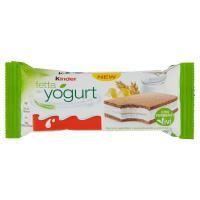 Kinder fetta allo yogurt
