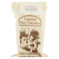 Cascina San Giacomo, riso Carnaroli