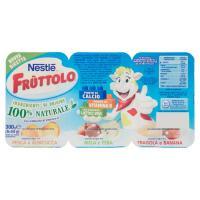 Nestlé Fruttolo naturale gusti assortiti