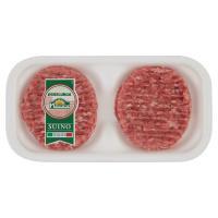 Esselunga Naturama hamburger di suino