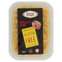 Armando De Angelis, Tortellini al prosciutto crudo senza glutine