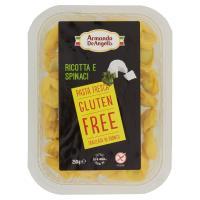 Armando De Angelis, Tortellini ricotta e spinaci senza glutine