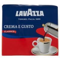 Lavazza - Crema e Gusto Classico - 2 Confezioni da 250 gr [0.5 Kg]
