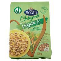 Riso Scotti gli Integrali Vegan Più Cereali Semi e Legumi