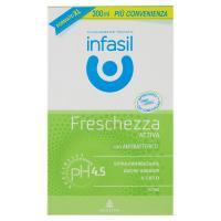 Infasil, Freschezza pH 4,5 detergente intimo