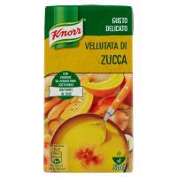 Knorr, vellutata di zucca gusto delicato