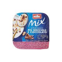 Muller - Yogurt Mix Nocciole/Cioccolato