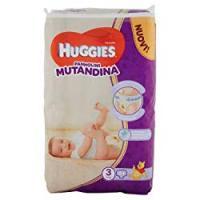 Huggies Pannolino Mutandina, Taglia 3 (6-11 Kg), 1 Pacco da