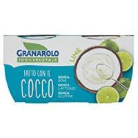 Granarolo 100% Vegetale Fatto con il Cocco Lime 2 x