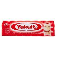 YAKULT ORIGINAL Bevanda di Latte Fermentato Scremato 7x65ml
