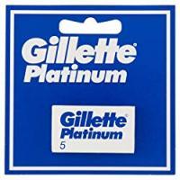 Gillette platinum x
