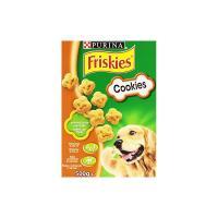 Friskies - Cookies, Alimento complementare per Cani Adulti Aromatizzati con Pollo
