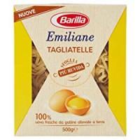 Emiliane Barilla Pasta all'Uovo Tagliatelle