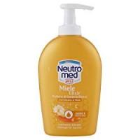 Neutromed - Detergente Liquido Nutriente e Fresco, Yogurt Miele & Vaniglia