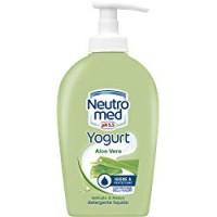 Neutromed - Detergente Liquido Nutriente E Fresco, Yogurt E Aloe Vera