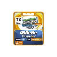 Gillette Fusion ProGlide Power - Lame per rasoi