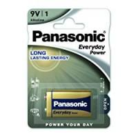 Panasonic 6R61 Everyday Transistor, Argento