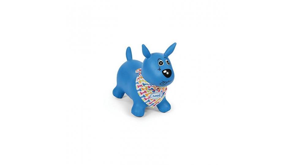 Ludi 2776 Mon Chien Sauteur Bleu Cagnolino Gonfiabile e Cavalcabile, Blu   Tutti i prodotti   Prezzo Amazon