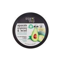 Maschera per Capelli Riparazione Immediata all' Avocado biologico & Miele Organic Shop