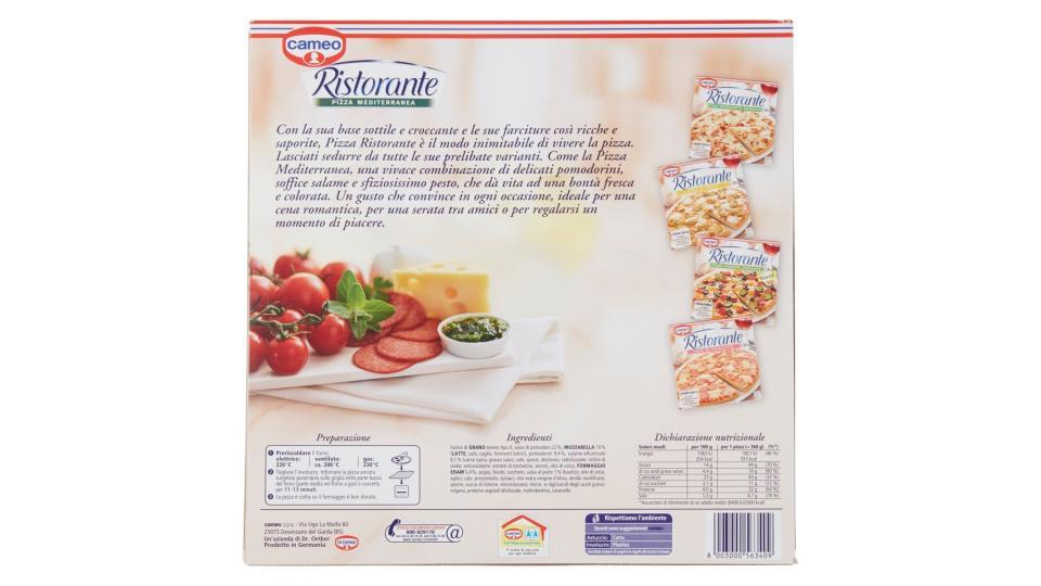 Cameo Pizza Ristorante Mediterranea