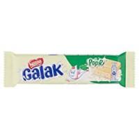 Nestlé Galak Popri Barretta Cioccolato Bianco con Cereali