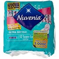 Nuvenia - Ultra Sottile, Assorbenti Super Lunghi, con Ali