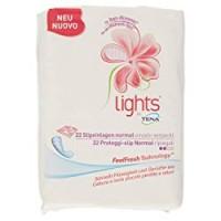 Tena - lights, Proteggi-slip Normal Ripiegati