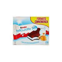Kinder - Fetta al latte 10 pezzi