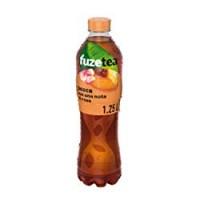 Fuze Tea alla Pesca con Una Nota di Rosa 1,25 lt - 1 bottiglia PET