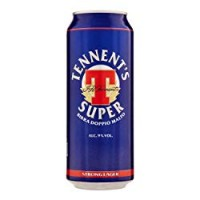 Tennents Super Birra Strong Lager