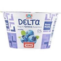 Yomo Yogurt Greco Delta Mirtilli