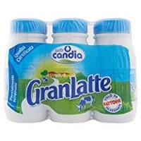 Candia Granlatte latte UHT P.S. - 6 bottiglie da