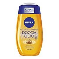 Nivea Doccia Olio Natural, per Pelli Normali e Secche, 55% di Oli Naturali