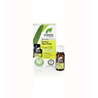 Dr.Organic Tea Tree Olio Essenziale