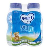 MELLIN - LATTE 1 ML 500X4 -