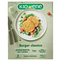 VEGANO - 2 Burger Classico Kioene