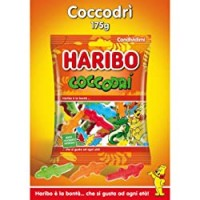 Haribo Caramelle Cocodrì