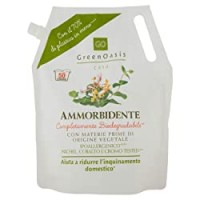 Green Oasis - Ammorbidente 50 Lavaggi Busta Biodegradabile - 1,5 l