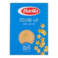 Barilla Pasta Stelline, Pastina di Semola di Grano Duro, I Classici