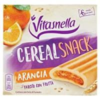 Vitasnella Snack, Arancia