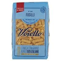 Voiello Pasta Fusilli N.141, Pasta Corta di Semola Grano Aureo 100%